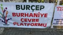 ZEYTİN YAĞI - Burhaniye'de Çevreciler, 3 Günde 5 Bin İmza Topladı