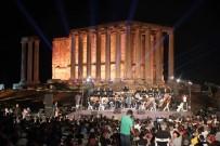 İZMIR DEVLET SENFONI ORKESTRASı - Çavdarhisar Aizanoi Antik Kenti'nde 'Senfonik Türküler' Konseri