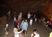 DİNAMİT - Damlataş Mağarası Kültür Ve Sağlık Turizmine Hizmet Veriyor