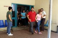 KEMER BELEDİYESİ - Doktor Eşinin Cenaze Alınırken Feryatları Yürekleri Dağladı