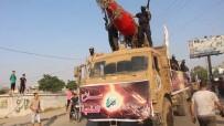 GAZZE - El Kassam Tugaylarından Askeri Geçit Töreni