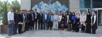 DIŞ POLİTİKA - Erzurum Diplomasi Akademisi'nden Başkent Mesaisi