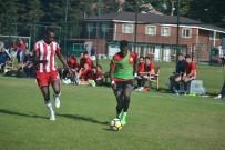 SIVASSPOR - Gaziantep Futbol Kulübü İkinci Hazırlık Maçında Berabere Kaldı