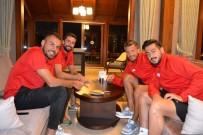 SANI KONUKOĞLU - Gazişehir FK'ya Baklava Dopingi