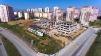 TEMEL ATMA TÖRENİ - İlkadım Belediyesi'nin Yeni Hizmet Binasının İnşaatı Hızla Yükseliyor