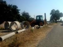 BOSTANCı - Kırkağaç'ta 7 Milyon TL'lik Yatırım