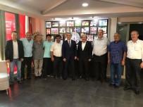 AK PARTİ İLÇE BAŞKANI - Lefke Cup U15 Turnuvası, Osmaneli'de Yapılacak