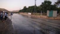 Mardin'de İçme Suyu Şebekesi Patladı