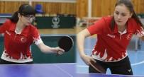 MASA TENİSİ - Masa Tenisinde 2 Bronz Madalya