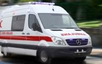 YOLCU OTOBÜSÜ - Mersin'de trafik kazası: 2 ölü