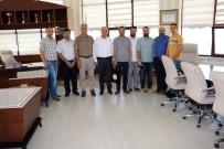 BAYRAK YARIŞI - MŞÜ Basın Birimine Ahmet Çiçek Getirildi