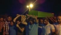 ERSİN TEPELİ - Rektör Nas'ı Son Yolculuğuna Binler Uğurladı
