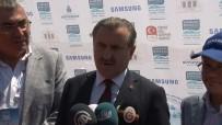 YÜZME - Spor Bakanı Bak Açıklaması Bu Bir Meydan Okumadır