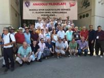 TÜRK DÜNYASI - TGF Başkanı Karaca'ya Yeni Malatyaspor Forması