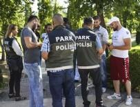 RUHSATSIZ SİLAH - 'Türkiye Huzurlu Parklar' uygulaması başladı
