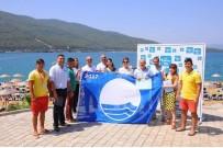 GÜVERCINLIK - Türkiye 'Mavi Bayrak' Projesinde Bu Alanda Dünyada Üçüncü Sırada