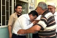 BELEDİYE MECLİS ÜYESİ - Tütüncü'den Vefa Ziyareti