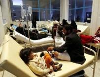 KOLERA - Kolera salgınında ölenlerin sayısı artıyor