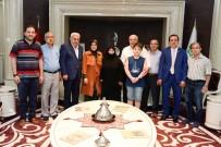 ABDULLAH DÖLEK - 15 Temmuz Gazisinden Başkan Toru'ya Ziyaret