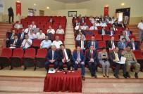 2017 Yılı 3. İl Koordinasyon Kurulu Toplantısı Yapıldı