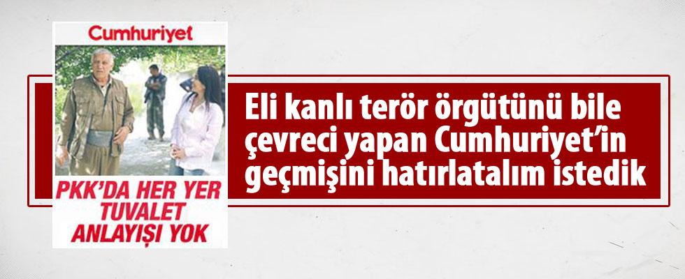Ahmet Kekeç'in Cumhuriyet gazetesi yazısı