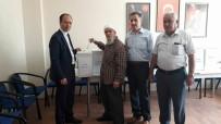 HALIL ELDEMIR - AK Parti'de Delege Seçimleri Yapıldı