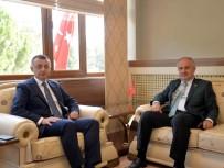 MILLETVEKILI - AK Parti Kocaeli Milletvekili Aygün'den Ziyaret