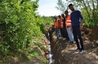 İÇME SUYU - Alaçam Ve Yakakent'in İçme Suyu Sorunları Çözülüyor