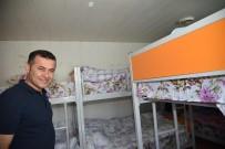 GÜZELBAĞ - Alanya Belediyesi'nden Eğrigöl'e Şantiye