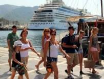ALMANLAR - Alman turistler Türkiye'den vazgeçmiyor