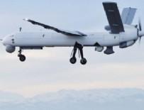 MOLLAKENDI - ANKA test uçuşu sırasında düştü