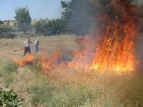 Arazi Yangınlarına Karşı Vatandaşlar Uyarıldı
