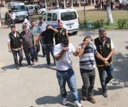 KATİL ZANLISI - Bar Cinayetinde 10 Kişi Adliyeye Sevk Edildi