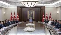 FİKRİ IŞIK - Başbakan Yardımcılarının Görev Dağılımı Belli Oldu
