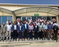 TAKSIM - Başkan Hüseyin Keskin, Silivri'de FETÖ Davasını Takip Etti