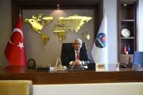 TARAFSıZLıK - Başkan Karaçanta Açıklaması '24 Temmuz Gazeteciler Ve Basın Bayramını En İçten Dileklerimle Kutluyorum'