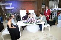 BAŞKARCı - Başkarcı Düğün Salonu'nda İlk Düğün Heyecanı