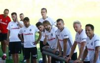 GRİBAL ENFEKSİYON - Beşiktaş, Salonda Çalıştı