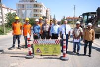 DOĞALGAZ BORU HATTI - Beyşehir'de Doğalgaz Çalışmaları Başladı