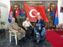 İSMAIL ÇELIK - Bozüyüklü Engelliler, Halis Zafer Paşanın Tayinine Üzüldü
