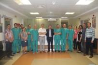 YÜKSEK İHTISAS EĞITIM VE ARAŞTıRMA HASTANESI - Bursa Kamu Hastanelerinde İlk Organ Nakli Gerçekleşti.