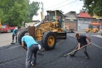 ORTAHISAR - Büyük Sanayi Sitesi'nin Asfalt Sorunu Çözüldü