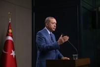 SAVUNMA SİSTEMİ - Cumhurbaşkanı Erdoğan'dan Diyanet İşleri Başkanı Görmez İle İlgili Açıklama