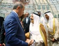 KUVEYT EMIRI - Cumhurbaşkanı Erdoğan, Katar'a Uğurlandı