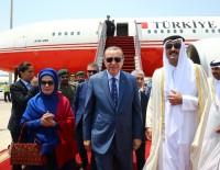 KUVEYT - Cumhurbaşkanı Erdoğan Katar'da