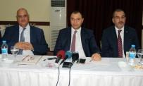 DUBAI - Dubaili Holding, Elazığ'a Yatırım Araştırması İçin Geldi