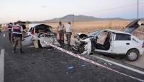 Düğün konvoyunda korkunç kaza: 3 ölü