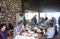 YEREL GAZETE - Edremit Belediyesi, Basın Bayramını Kutladı