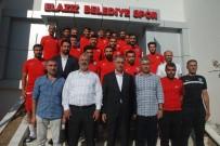 AHMET TOPRAK - Elaziz Belediyespor'da Toplu İmza Töreni