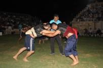 LÜTFÜ SAVAŞ - Hatay'da 8. Uluslararası Aba Güreşi Türkiye Seçmeleri Tamamlandı
